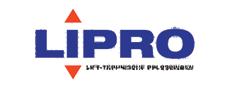Logo - Vlindar - Lipro engineering